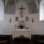 Kaple Nejsvětější Trojice ve Vysoké